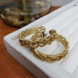 Lia Sohpia Snake Chair Earrings - NWT